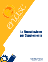 ricostituzione per supplemento