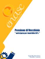 pensione di vecchiaia anticipata invalidità 80%