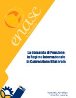 domanda di pensione in regime internazionale
