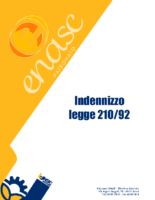 indennizzo legge 210 del 1992