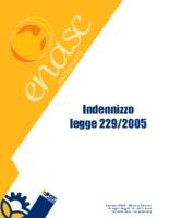 indennizzo legge 229 del 2005